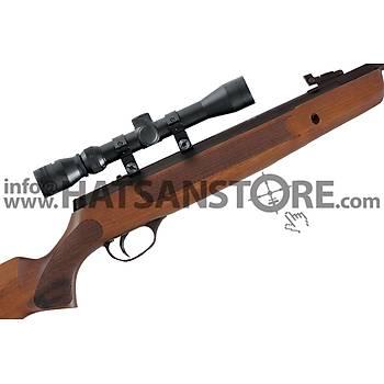 Hatsan Striker 1000X COMBO Havalý Tüfek