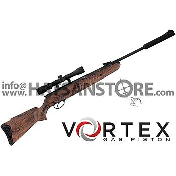 Hatsan Mod 85 Sniper VORTEX Magic Wood COMBO Havalý Tüfek