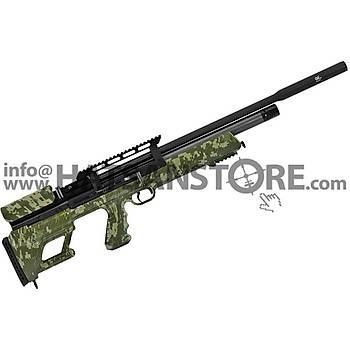 Hatsan BULL BOSS QE M2 PCP Havalý Tüfek