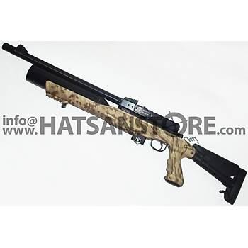 Hatsan NOVA TACT COMPACT LW QE M1 PCP Havalý Tüfek