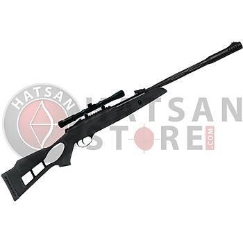 Kampanyalý Hatsan Turcar Air Tact PD COMBO (Striker Edge) Havalý Tüfek (4x20 Dürbün Hediyeli)