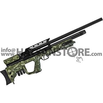 Hatsan X Gladius BULL LONG QE M2 PCP Havalý Tüfek