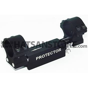 Hatsan Protector 11 mm Ayak Geniþliðinde Ayarlanabilir Dampa Ayak (1 INC)