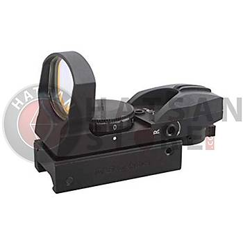 Vector Optics IMP 1x23x34 Weaver Hedef Noktalayýcý Red-Dot Sight