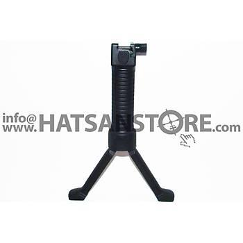 Universal 22 mm El Tutamağı & Açılır Bipod