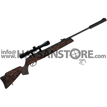 Hatsan Mod 125 Sniper Magic Wood COMBO Havalý Tüfek