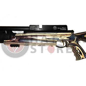 Hatsan NOVA STAR PREMIUM LW QE PCP Havalý Tüfek (Blue-White)