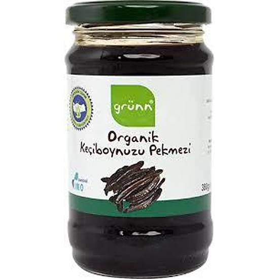 Grünn Organik Keçiboynuzu Pekmezi