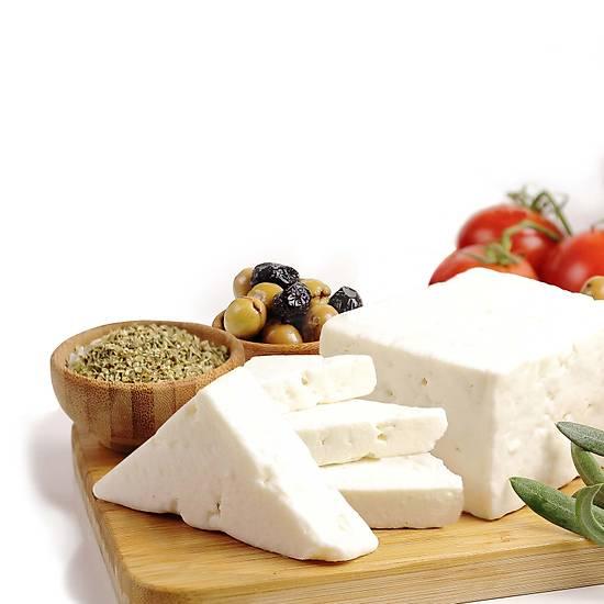 Ezine Tam Yağlı Klasik Keçi Peyniri 1 KG
