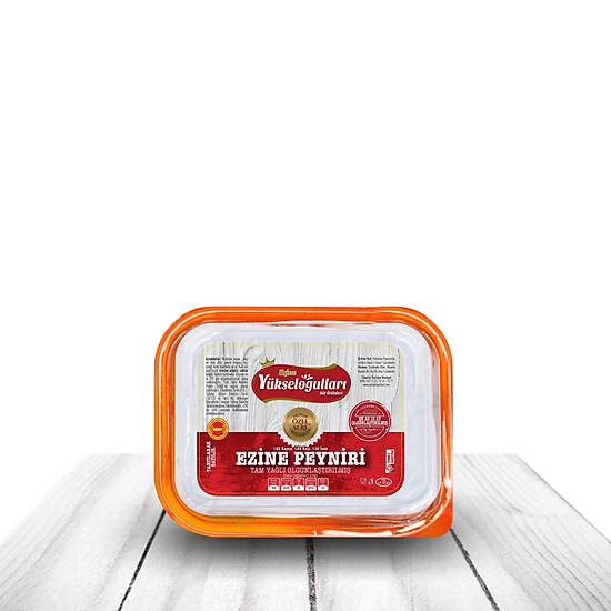Ezine Tam Yaðlý Klasik Koyun Peyniri  350 gr