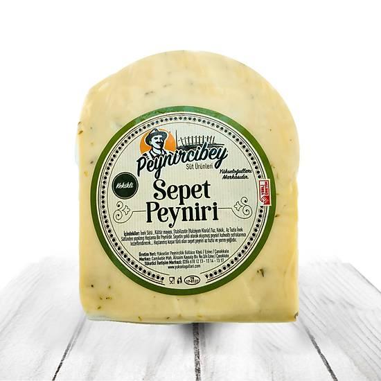 Kekikli Sepet Peyniri 1 KG