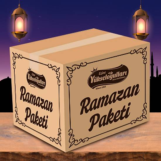 Ramazan Paketi