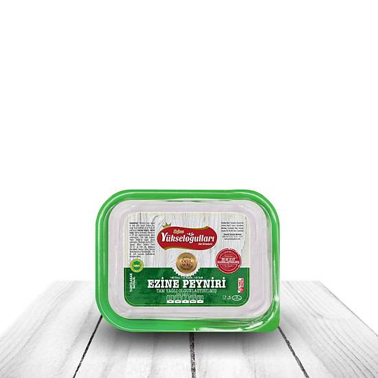Ezine Tam Yağlı Klasik Keçi Peyniri 10 KG Koli
