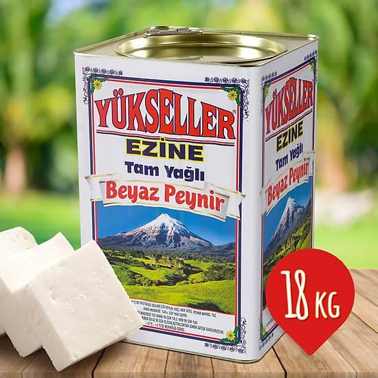 Ezine Tam Yaðlý Klasik Koyun Peyniri 18 KG