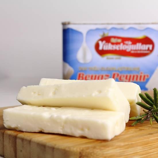 Ezine Tam Yaðlý Klasik Teneke Ýnek Peyniri 2 KG