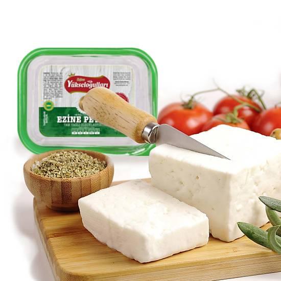 Ezine Tam Yaðlý Klasik Keçi Peyniri  350 gr