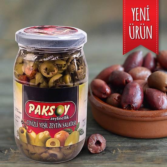 Cevizli Yeþil Zeytin Salatasý 200 g