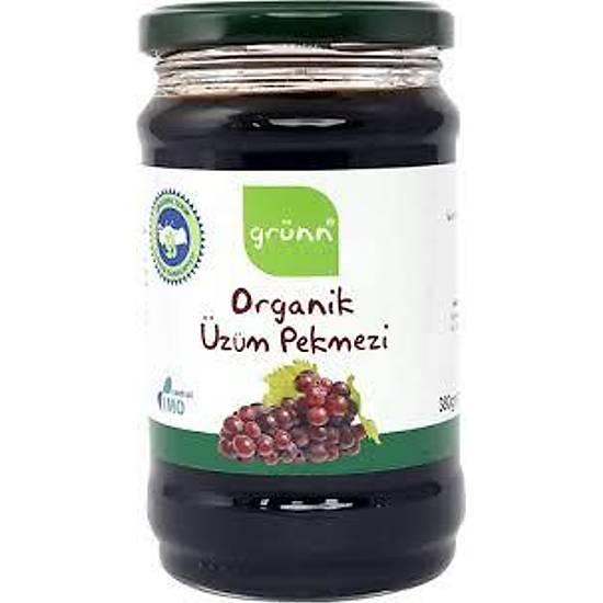Grünn Organik Üzüm Pekmezi