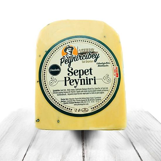 Çörek Otlu Sepet Peyniri 1 KG