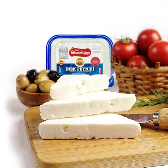 Ezine Tam Yağlı Klasik İnek Peyniri  350 gr