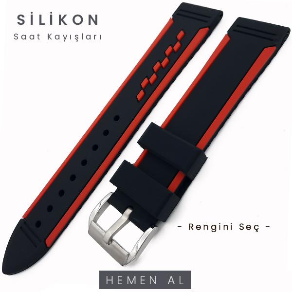 silikon saat kayışı, saat kordonu