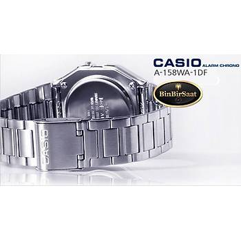 CASIO A158WA-1DF Retro Kol Saati