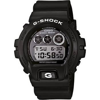 CASIO DW-6900BW-1DR G-SHOCK KOL SAATÝ