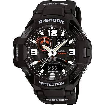 Casio GA-1000-1ADR G-Shock Erkek Kol Saati