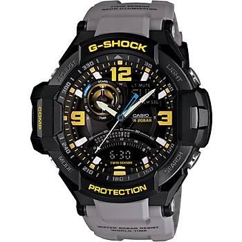 Casio GA-1000-8ADR G-Shock Erkek Kol Saati