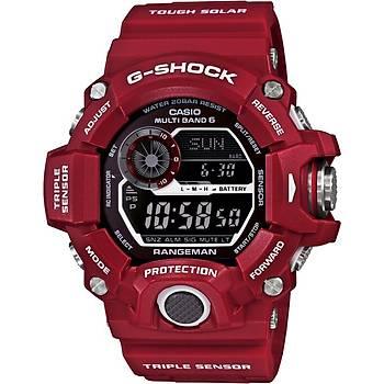 CASIO GW-9400RD-4DR G-SHOCK KOL SAATÝ