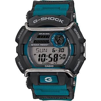 CASIO GD-400-2DR G-SHOCK KOL SAATÝ