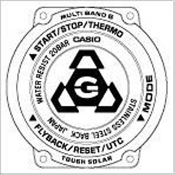 Casio GW-A1000FC-1A4DR Erkek Kol Saati