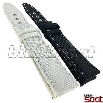 Tekstil Saat Kordonu BBS-SB5 2 Renk Seçenekli 22mm