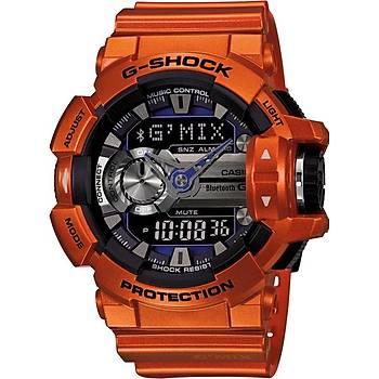 Casio GBA-400-4BDR G-Shock Erkek Kol Saati