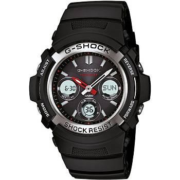 Casio AWR-M100-1ADR G-Shock Erkek Kol Saati