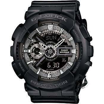 Casio GMA-S110F-1ADR G-Shock Erkek Kol Saati