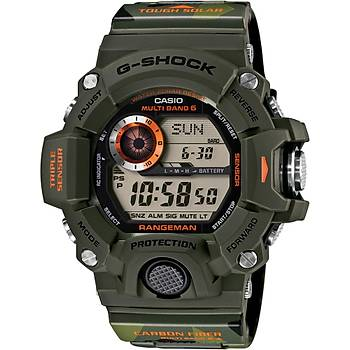 Casio GW-9400CMJ-3DR G-Shock Erkek Kol Saati
