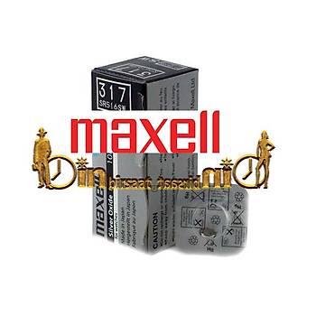 MAXELL 317 SR516SW 10 LU Saat Pili