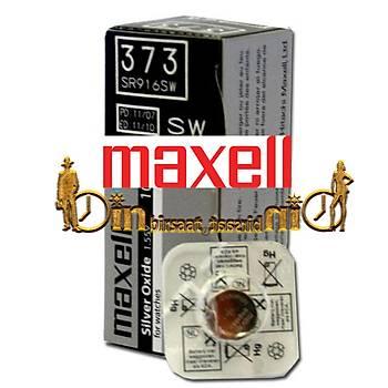 MAXELL 373 SR916SW 10 LU Saat Pili