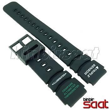 PRT40 Casio Uyumlu Silikon Kordonu 20mm