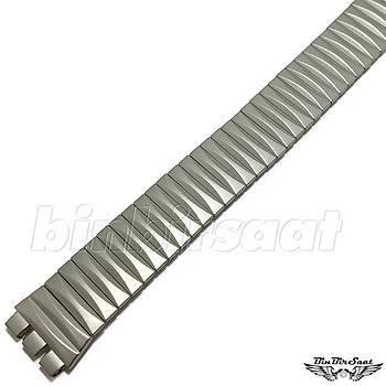 SWC1617M-012 Swatch Uyumlu Yaylý Çelik 16mm Kasa Giriþi 17,5cm Uzunluk