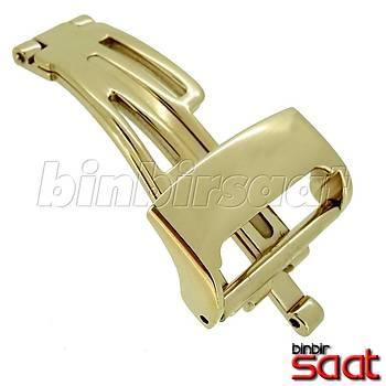 APT-01 Audemars Piguet Uyumlu Klips - 18mm - Rose Gold ve Çelik