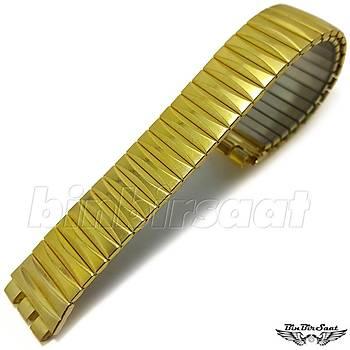 SWC1617M-003 Swatch Uyumlu Yaylý Çelik  16mm Kasa Giriþi 17,5cm Uzunluk