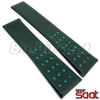 TGH2620M Tag Heuer Modeli Saatlere Uyumlu Hakiki Deri Saat Kordonu 26mm