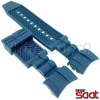 Invicta Bolt Zeus Uyumlu 26 mm Silikon Saat Kordonu 3 Renk Seçenekli 14403 - 14405 - 19768