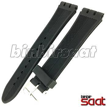 SW-502-A1 Swatch Uyumlu Saat Kordonu 19 mm