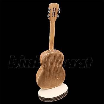MY-02 Minyatür Enstrüman Klasik Gitar