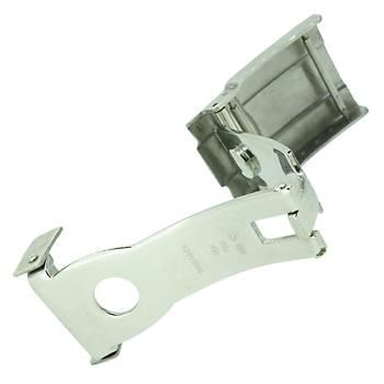 RLX18M Paslanmaz Çelik Katlamalý Çift Emniyetli Kordon Klipsi 18mm