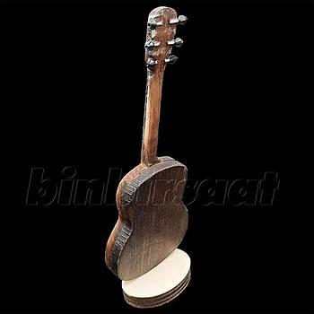 MY-01 Minyatür Enstrüman Akustik Gitar