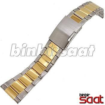 M24-M7-SB Paslanmaz Çelik Saat Kordonu 18-20-22-24mm
